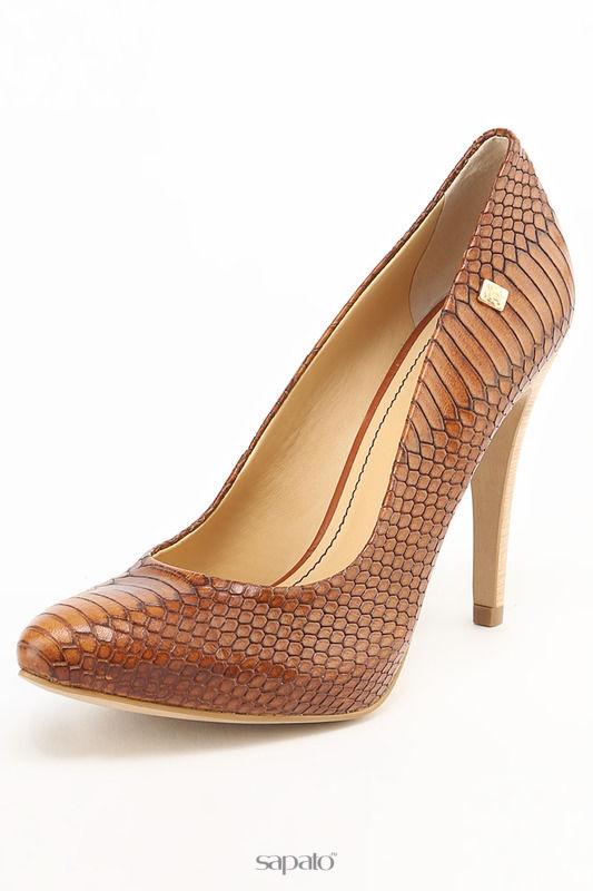 Туфли Loucos & Santos Туфли коричневые