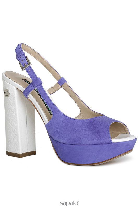 Босоножки Norma J. Baker Босоножки фиолетовые