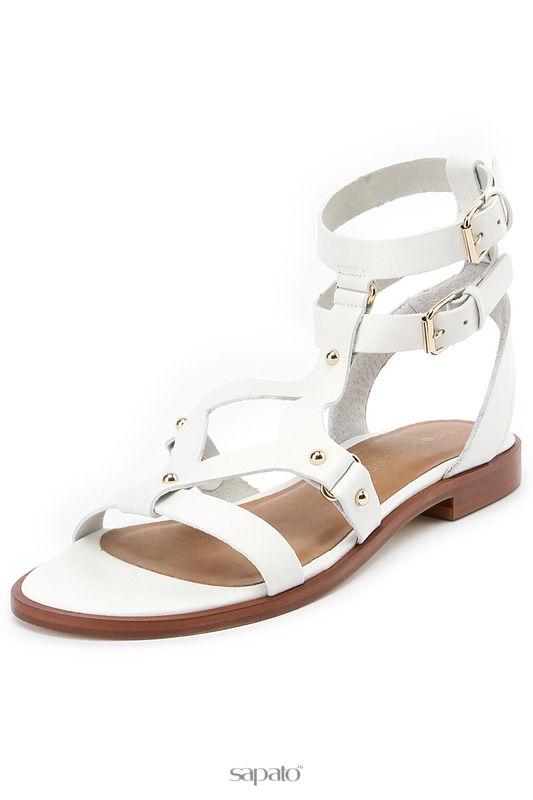 Сандалии PROPAGANDA Туфли летние открытые белые
