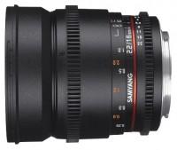 Samyang 16mm T2.2 ED AS UMC CS VDSLR II 4/3