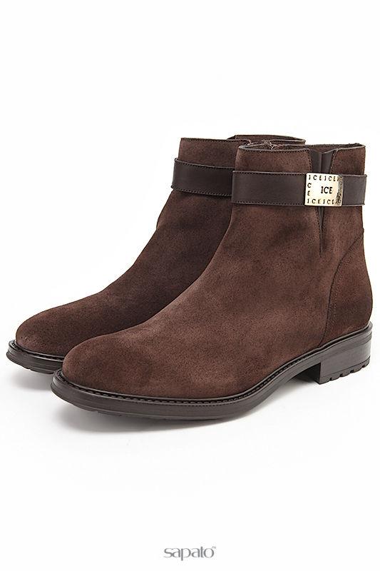 Ботинки Iceberg Ботинки коричневые