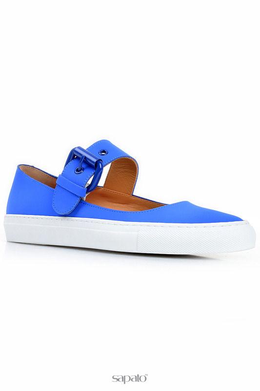 Кроссовки Pollini Кроссовки синие