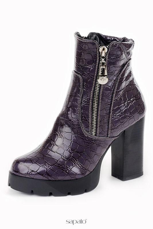 Ботинки Brocoli Ботинки фиолетовые