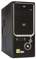 BTC ATX-H526 500W Black/silver