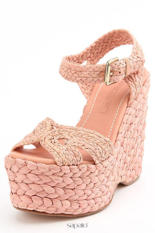 Босоножки Ralph Lauren Босоножки розовые