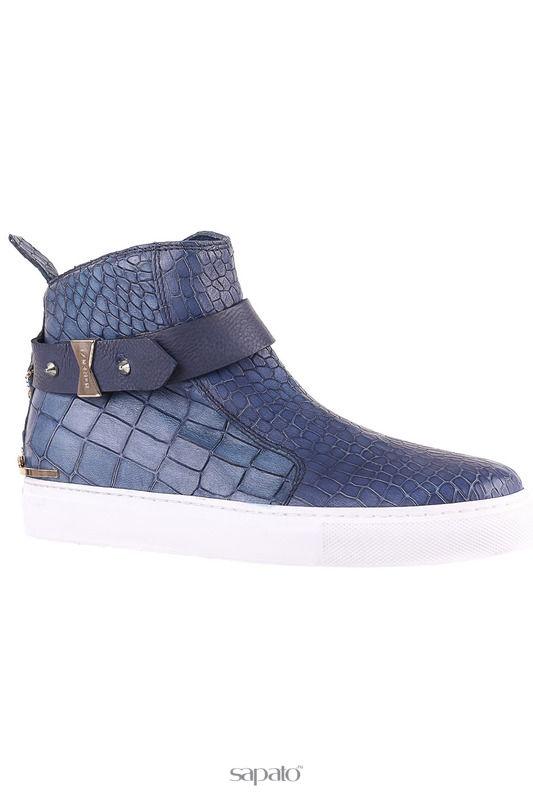 Ботинки Renzi Ботинки синие