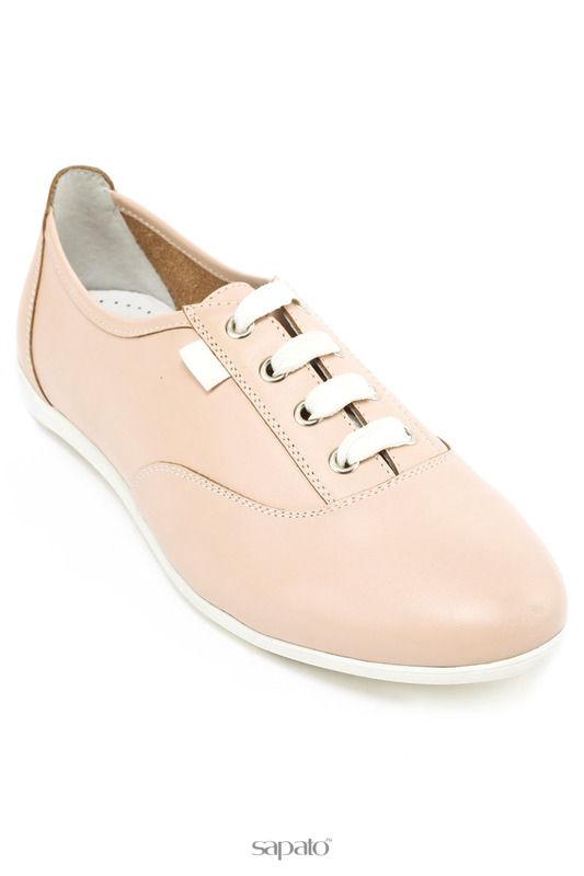 Ботинки Ralf Ringer Полуботинки розовые
