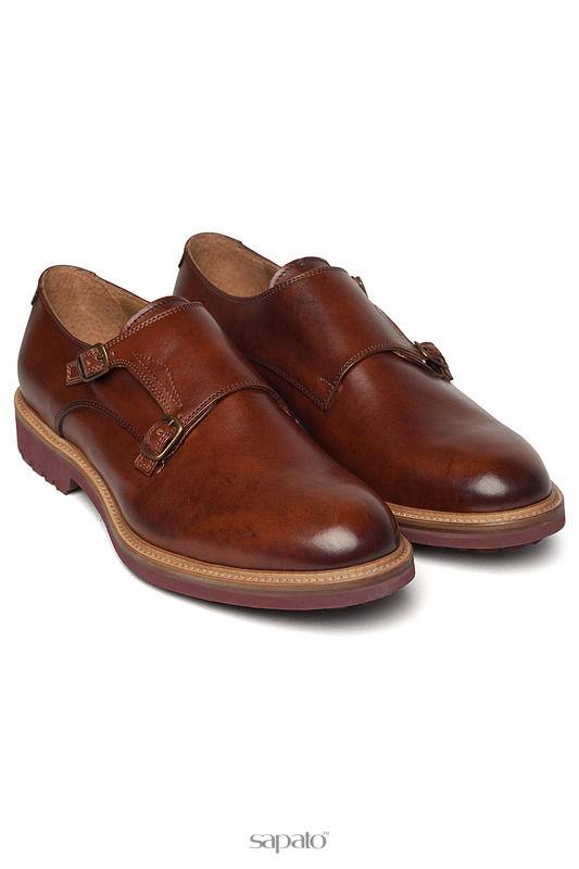 Туфли Massimo g Туфли чёрные