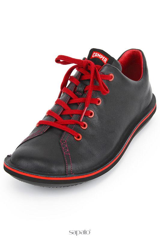 Ботинки Camper Полуботинки чёрные
