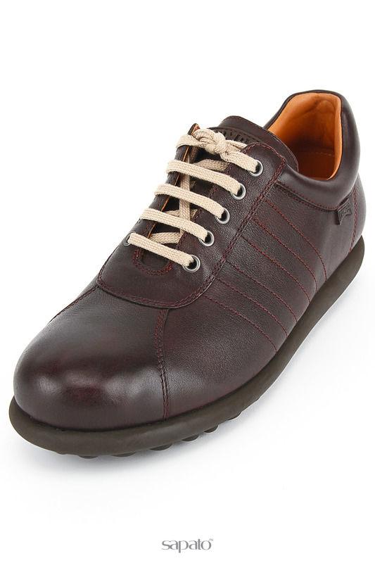 Ботинки Camper Полуботинки коричневые