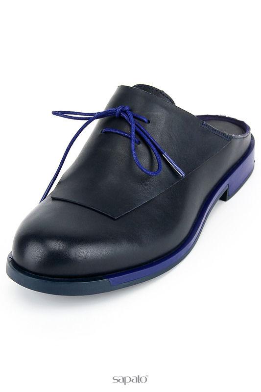 Туфли Camper Туфли синие
