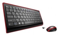 KME KA-C681+MA-8E33+G5 Black-Red USB