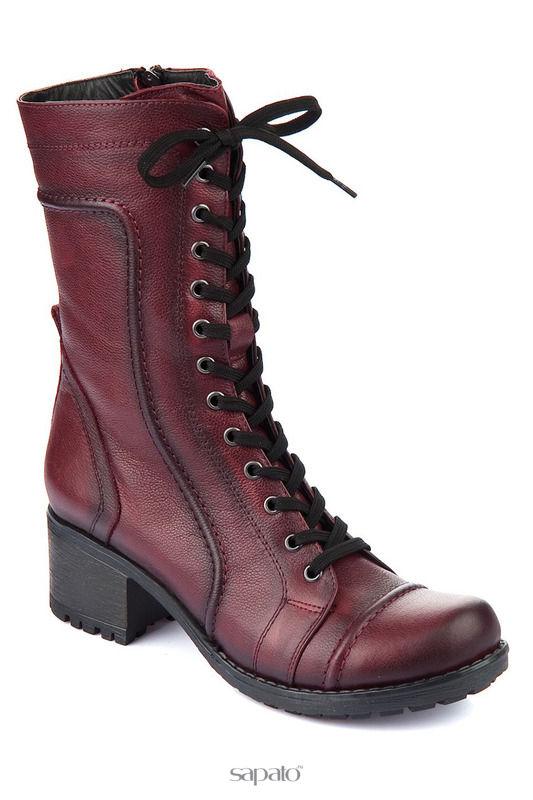 Ботинки Milla Ботинки красные