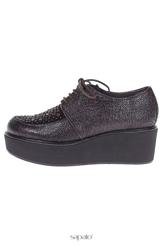 Ботинки Roberto Botella Туфли голубые