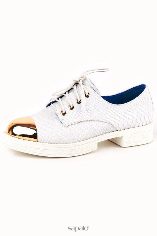 Ботинки Vita Ricca Полуботинки белые