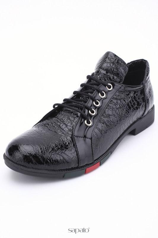 Ботинки Corta Mussi Полуботинки чёрные