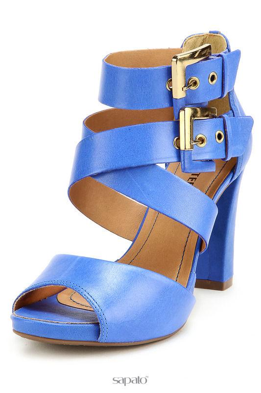 Босоножки Ridlstep Туфли летние открытые синие