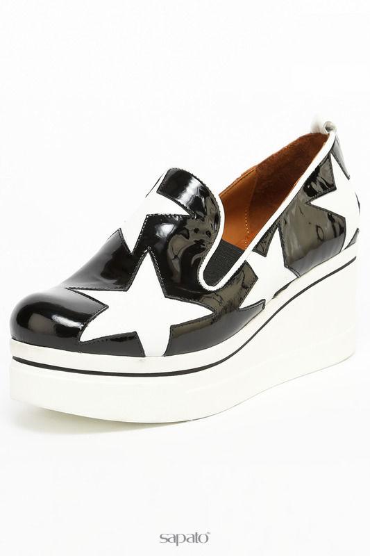 Туфли Tucino Лоферы белые