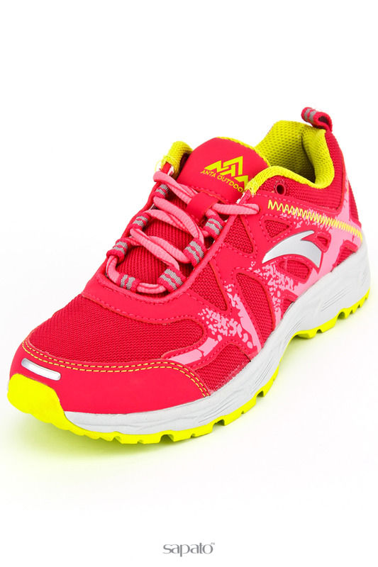Ботинки Anta Полуботинки розовые
