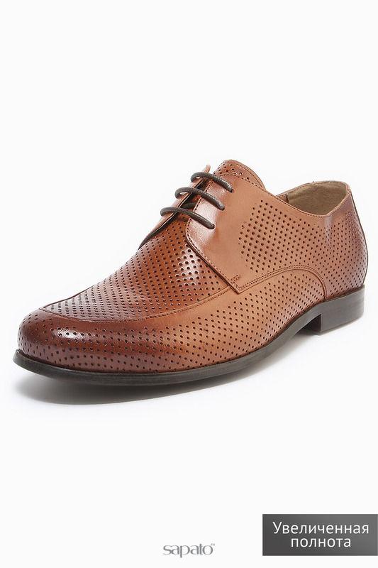 Ботинки BALEX GRAND Полуботинки коричневые