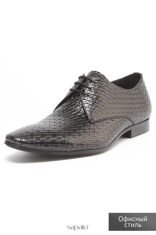 Ботинки BALEX OFFICE STYLE Полуботинки чёрные