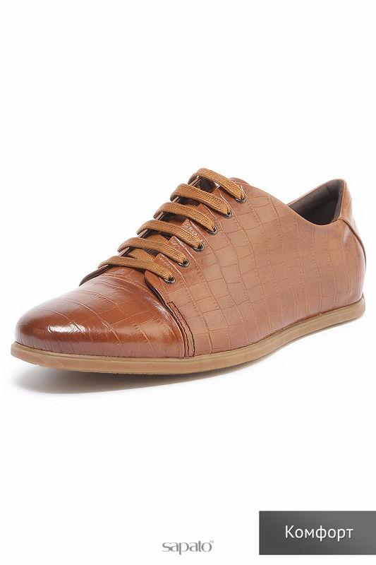 Ботинки BALEX CITY COMFORT Полуботинки коричневые