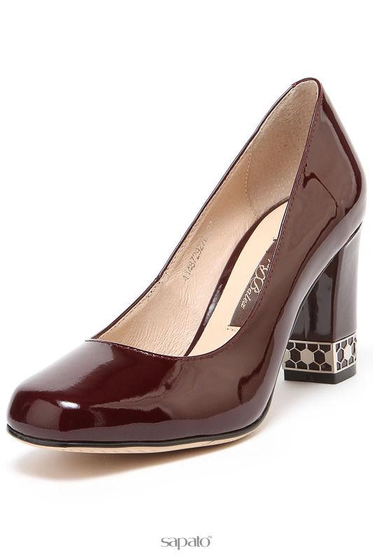 Туфли BALEX CLASSIC Туфли красные