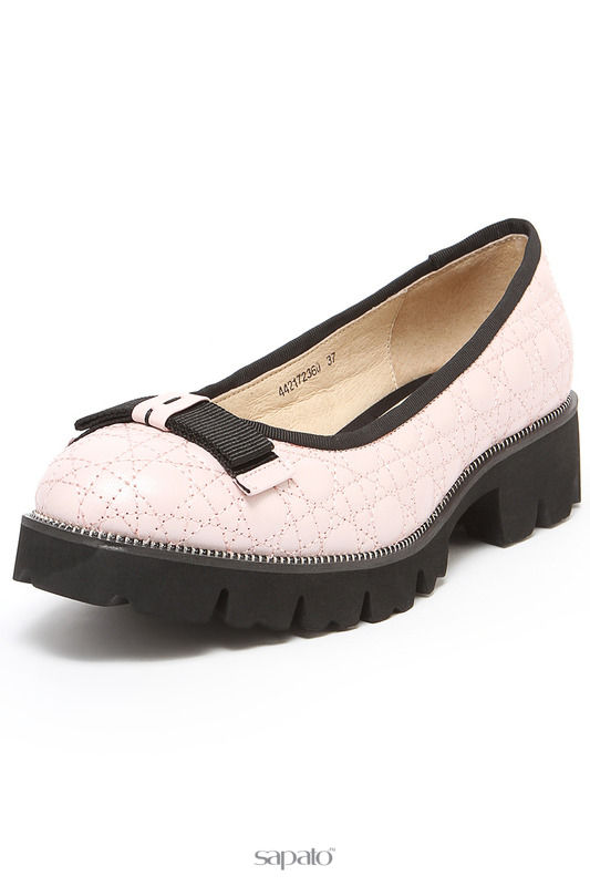 Туфли BALEX TRENDY Туфли розовые