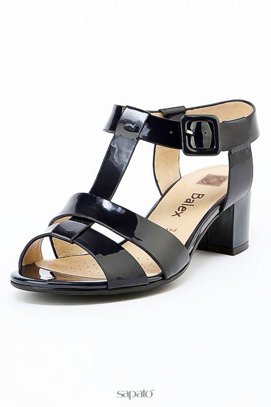 Босоножки BALEX GRAND Туфли синие