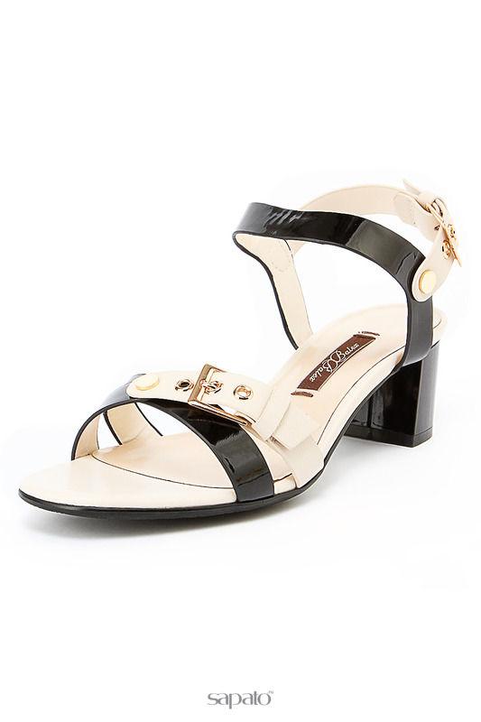 Босоножки BALEX CLASSIC Туфли бежевые