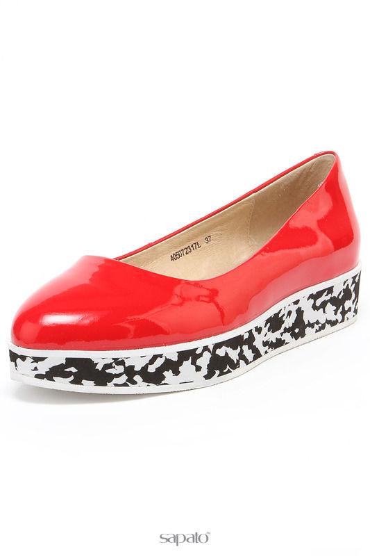 Туфли BALEX TRENDY Туфли красные