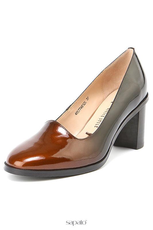 Туфли BALEX OFFICE STYLE Туфли коричневые