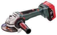 Metabo WB 18 LTX BL 125 Quick 0 MetaLoc