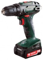 Metabo BS 14.4 10�� 2.0Ah x2 Case