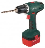 Metabo BS 12 NiCd Set F