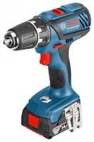 Bosch GSR 14,4-2-LI Plus 4.0Ah x2 L-BOXX
