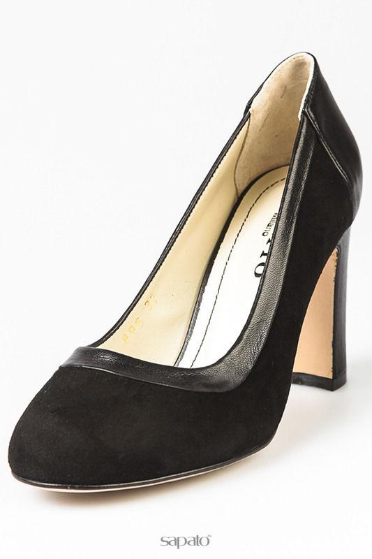 Туфли CETTO (MILANO) Туфли серые