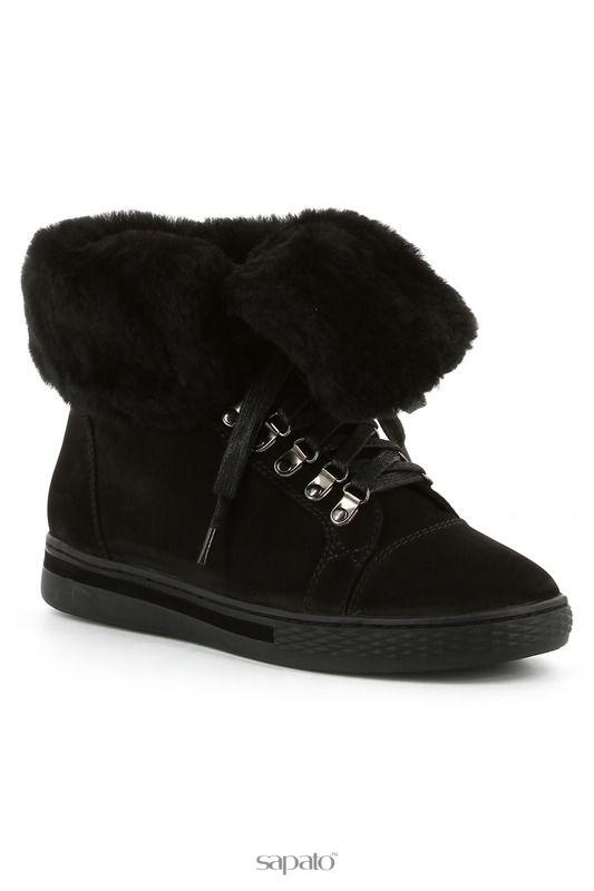 Ботинки Paolo Conte Ботинки чёрные