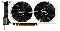 MSI GeForce GTX 960 1178Mhz PCI-E 3.0 4096Mb 7010Mhz 128 bit 2xDVI HDMI HDCP
