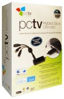 PCTV Systems PCTV Hybrid Stick Ultimate for MAC/PC