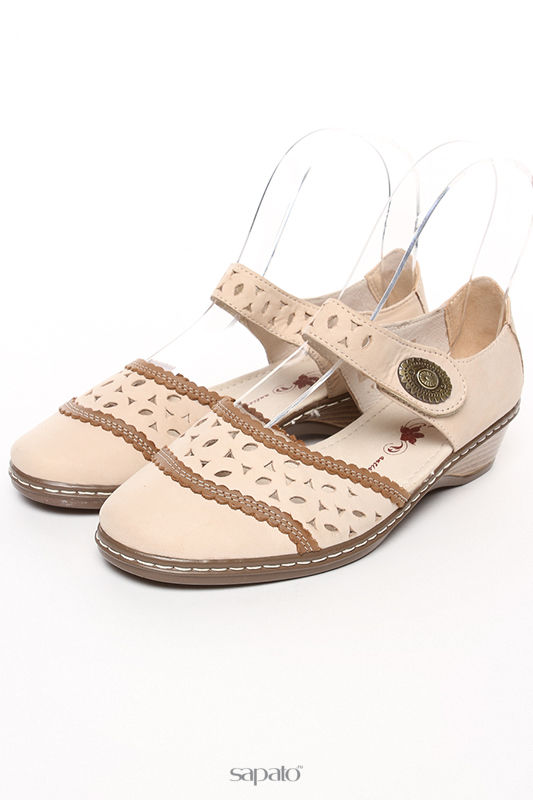Туфли Destra Туфли бежевые