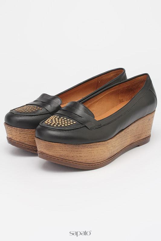 Туфли Aquamarin Туфли чёрные