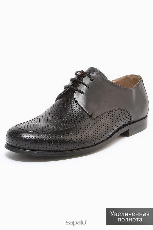 Ботинки BALEX GRAND Полуботинки чёрные