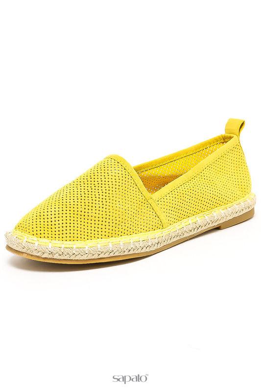 Балетки SpringWay Балетки жёлтые