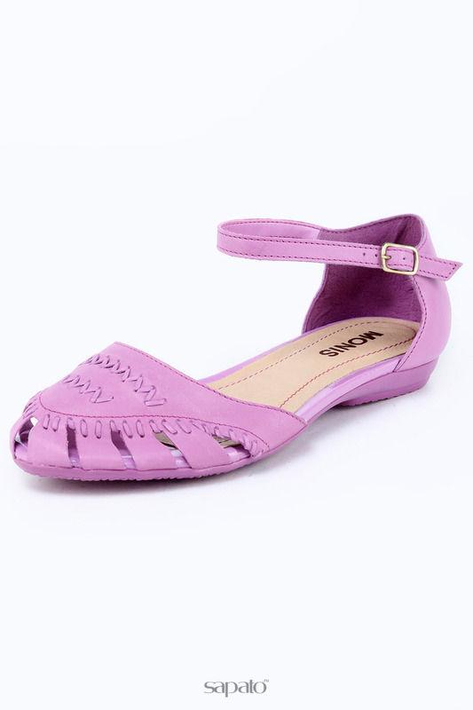 Босоножки Monis Босоножки фиолетовые