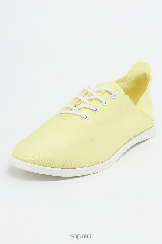 Туфли NEXPERO Туфли жёлтые