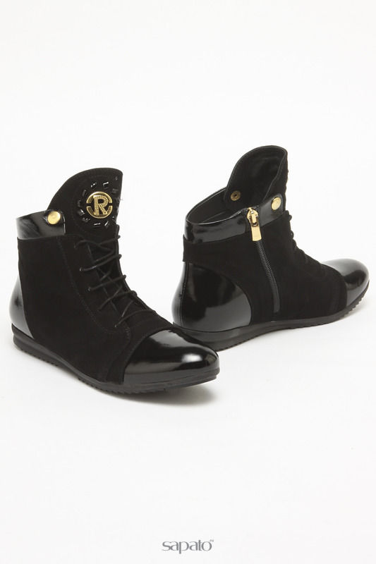 Ботинки Rose Corvina Ботинки чёрные