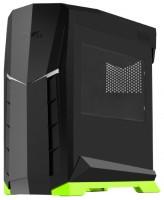 SilverStone RVX01BV-W Black/green