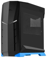 SilverStone RVX01BA-W Black/blue