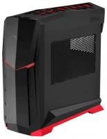 SilverStone RVX01BR-W Black/red